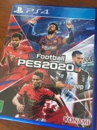 Vendo PES 2020 PS4