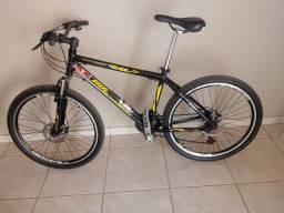 bike Aro 26 seminova vendo ou troco em 29