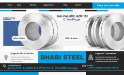 Vendo bobina Galvalume AZM 100 0,40mm x 1200mm