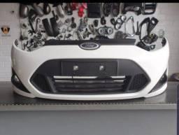 Para-choque Dianteiro Ford Fiesta 2012 Original Usado