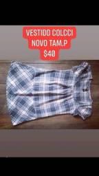 Vestido Novo de Marca R$30