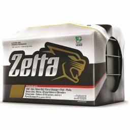 Bateria Zetta 60ah fabricao moura disk entrega
