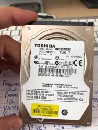 HD Toshiba 320 gb HDD 2H83