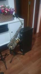 Sax Alto Yamaha YAS-23 Semi-Novo