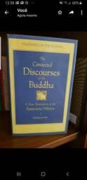Livro Discourses of the Buddha ( Budismo)