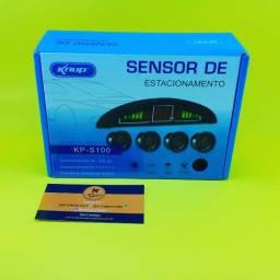 Sensor de Estacionamento ( Knup ) Preto - 22mm