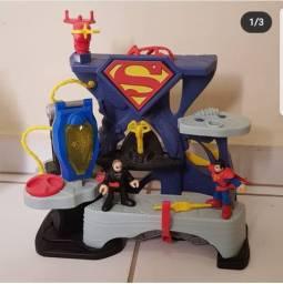 Castelo do Super Homem Fisher Price
