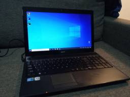 Notebook Acer Aspire i3/4GB/15.6 (OPORTUNIDADE)
