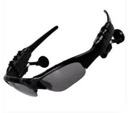 Óculos de sol com fone de ouvido bluetooth