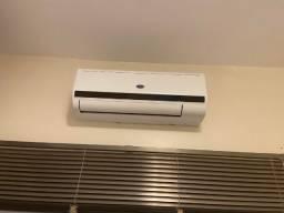 Ar condicionado climax 12.000 (2 aparelhos)