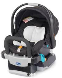 Bebê conforto e carrinho Chico