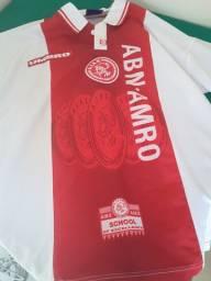 CAMISA DO AJAX RETRÔ 1997/1998.