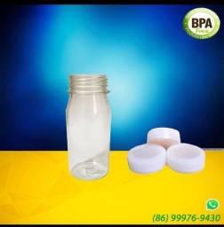 GARRAFA FRASCO PET 30 ml com tampa