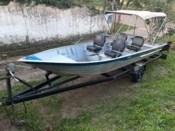 Vendo barco PEETY MIRAGUAIA 600SL