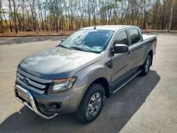 Ford Ranger Xls 2.3 Flex 2014 Impecável , Toda Revisada