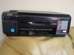 Vendo impressora e scanner