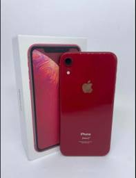 IPHONE XR RED 64GB ( IMPECÁVEL )