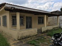 Guapimirim Casa Linear 03 Qts, quintal, murado no Centro
