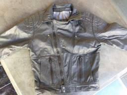 Vendo jaqueta de couro legítimo