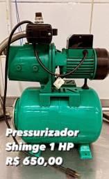 Pressurizador de água
