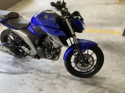 Yamaha Fazer 250 ABS ano 2019 azul