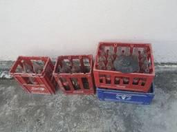 Engradado de Coca-Cola 1lt e KS