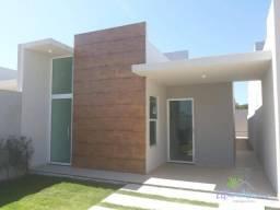 Título do anúncio: Casa com 3 dormitórios à venda, 85 m² por R$ 249.000,00 - Encantada - Eusébio/CE