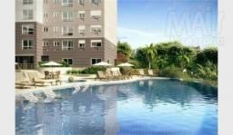 Apartamento para Venda em Porto Alegre, Jardim Carvalho, 2 dormitórios, 1 banheiro, 2 vaga