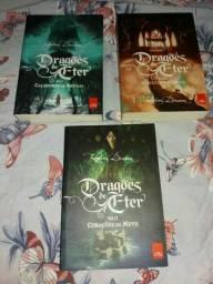 Box de livros: Dragões de Éter - 3 volumes
