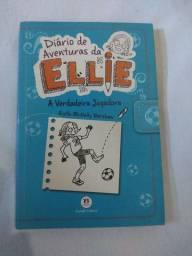 Diário de aventuras da Ellie 4 - A verdadeira jogadora