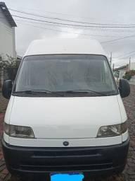 Fiat ducato furgão teto alto