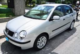 Vw Polo Sedan 1.6 Flex 2006