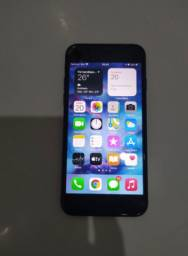 iPhone 7 128gb com a tela trincada
