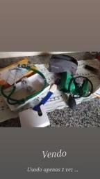Estetoscópio e Esfigmomanômetro Pamed