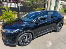 Honda HRV LX 2019/2020 (único dono) só DF ( 1 ano de uso ) 1650km RARIDADE TOTAL