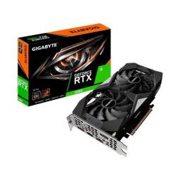 Placa De Video Nvidia Rtx 2060 Oc 6Gb MINI