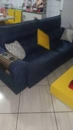 Vendo um sofá refratil 2,90 MTRem bom estado 1000