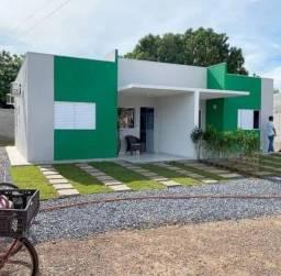 casa em condomínio com parcelas a partir de 569,00, entrada parcelada.