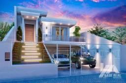 Sobrado com 3 dormitórios à venda, 153 m² por R$ 630.000,00 - Morro Alto - Guarapuava/PR