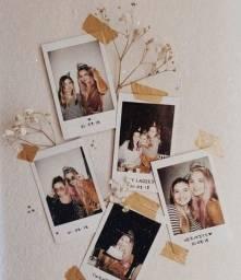 fotos polaróide para o dia das mães