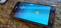 Samsung J3  tela trincada