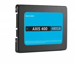 SSD 480gb 2,5 sata 6 gb/s Axis 400 Ss401 Multilaser