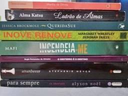 Livros usados - qualquer um R$10