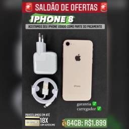 iPhone 8 64 GB PROMOÇÃO