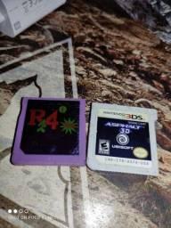 R4 para Nintendo DS e asphald 3d para 3DS