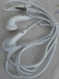 Fone de ouvido Motorola Original Novo cor Branco