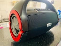 Caixa de Som Monster Sound Speaker SK-06 Mondial - Bivolt / Bluetooth / 150W
