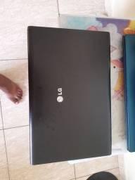 Notebook lg core i5 segunda  placa Dedicada