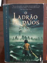 Livros Percy Jackson