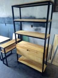 Móveis Mesas Design Industrial